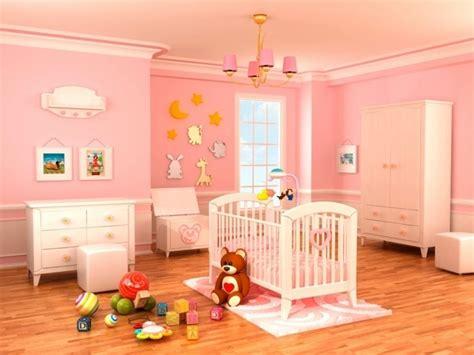 d馗oration chambre enfant fille la peinture chambre b 233 b 233 70 id 233 es sympas