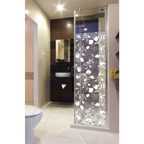badezimmer fensterfolie fensterfolie selbstklebend schwarzer wein dekofolie