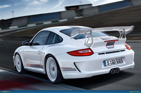 porsche gt3 rs ausmotive com 187 official porsche 911 gt3 rs 4 0