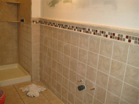how to put tile in bathroom wall bathroom wall tile designs peenmedia com