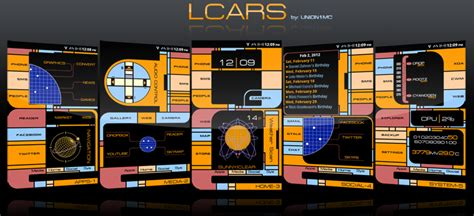 Lcars Live Wallpaper by Lcars Hd Wallpaper Wallpapersafari