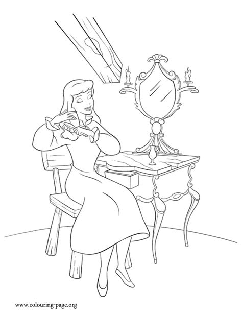coloring pages of combing hair combing hair coloring pages www pixshark com images