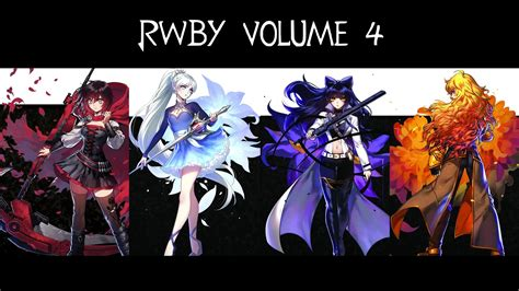 S A Volume 4 rwby volume 4 review anime review chalgyr s