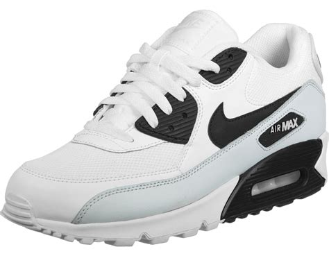 Nike Airmax 90 Black White nike air max 90 le shoes white black