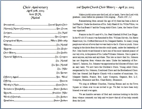free church bulletin templates church bulletin templates peerpex