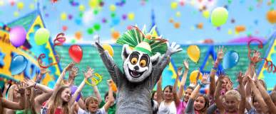 Kids birthday parties and packages dreamworld