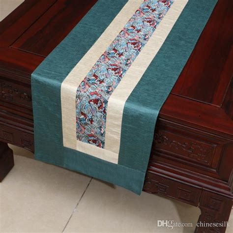 120 inch table runner 120 inches table runners rustic patchwork