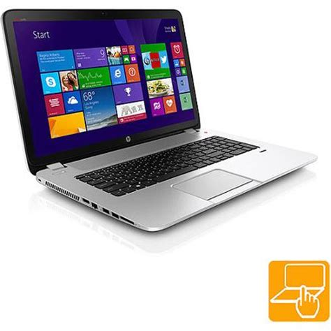 Laptop I7 Hp hp envy 17 3 quot touch screen laptop intel i7 12gb