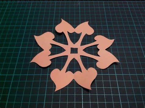 Paper Cutting Craft Patterns - diy kirigami paper cutting crafts designs patterns