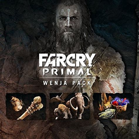 Sale Ps4 Far Cry Primal Reg3 far cry primal wenja pack ps4 digital code