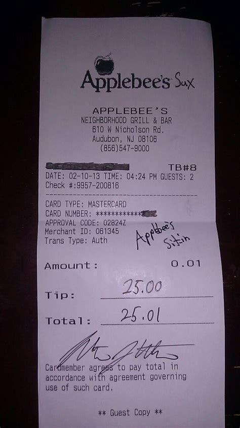 tip receipt template expressexpense custom receipt maker receipt