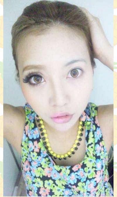 Makeup Di Jepang unique wow aduhainya cewek jepang setelah diberi makeup keepo