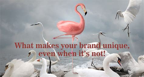 What Makes Your Brand Unique - what makes your brand unique even when it is not