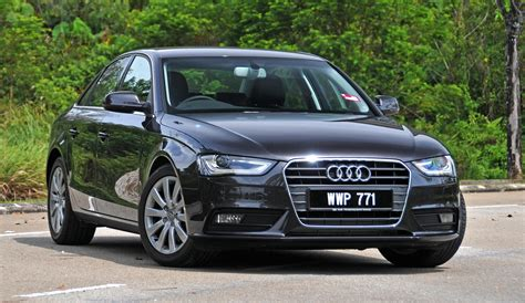 Audi A4 1 8 Tfsi by Audi A4 1 8 Tfsi Gets Rm38k Worth Of Free Upgrades