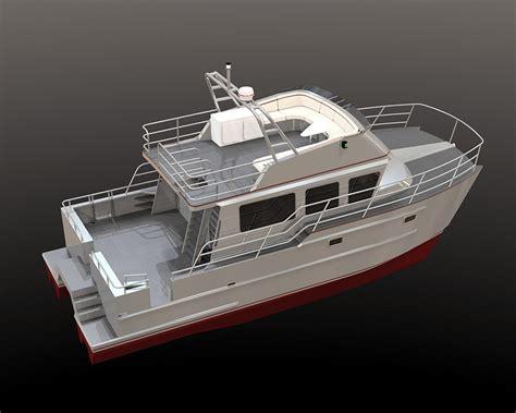 catamaran trawler plans sailboat plans aluminum