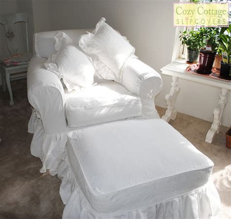 country cottage slipcovers cozy cottage slipcovers lola loves ruffles