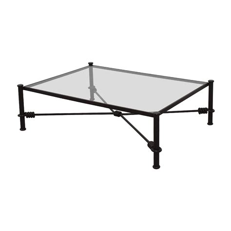 black iron coffee table 88 black wrought iron glass coffee table tables