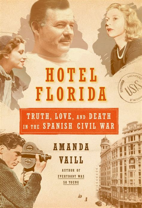 the macaulay author series presents amanda vaill and her new book hotel florida truth love