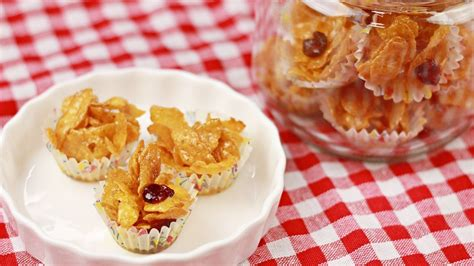 new year simple recipes honey cornflakes new year recipe by