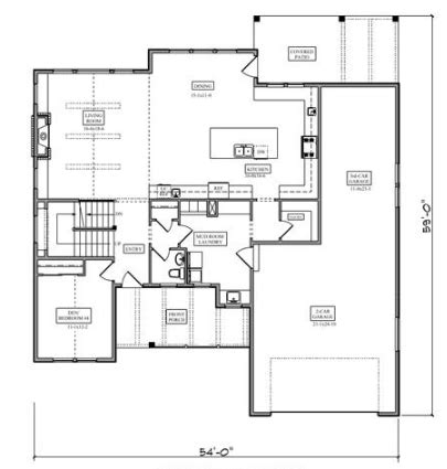 reading floor plans how to reverse a house plan right reading reverse option
