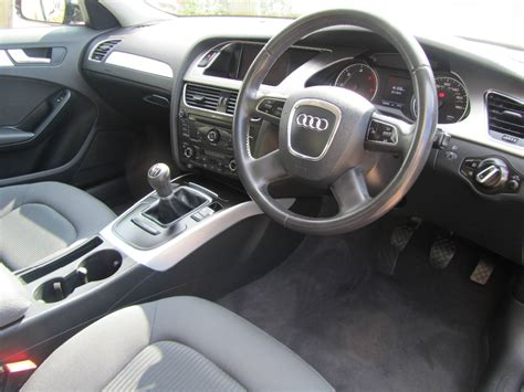 Key Auto Upholstery by Audi A4 2 0 Tdie Se 136 Rs Motor Trading Company