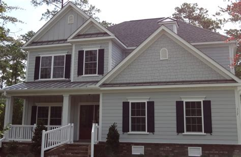 hardie board light mist james hardie siding traditional exterior other metro