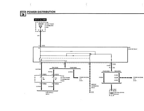 e36 power window wiring diagram 31 wiring diagram images