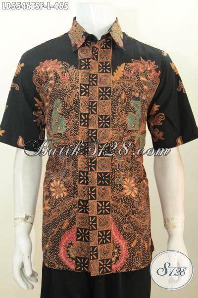 Batik Pria Masa Kini kemeja batik kombinasi trendy tips memilih toko batik 2018
