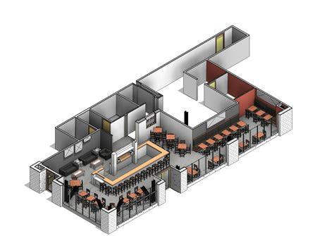 Comercial Kitchen Design Monsoon Restaurant Kathleen Jennison Archinect
