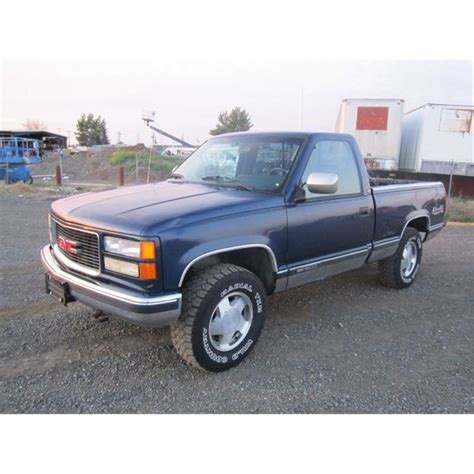 1994 gmc 1500 4x4 1994 gmc 1500 sle 4x4 truck
