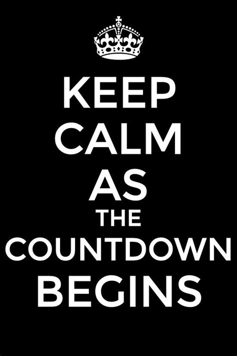 Birthday Countdown Quotes 17 Best Images About Besties Birthday Keep Calm Posters On
