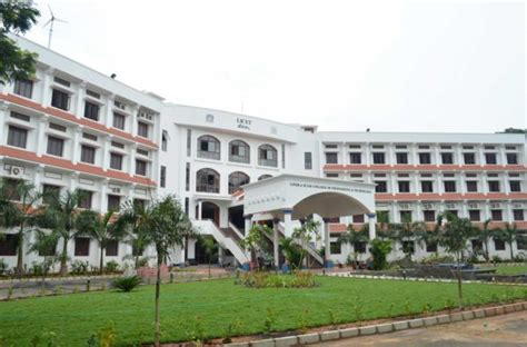 Loyola Chennai Mba Fees by Fee Structure Of Loyola Icam College Of Engineering And