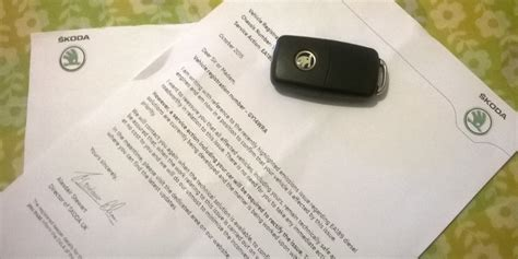 Vw Customer Letter Shaun On 蝣koda Emissions Mail Caign Decisionmarketing