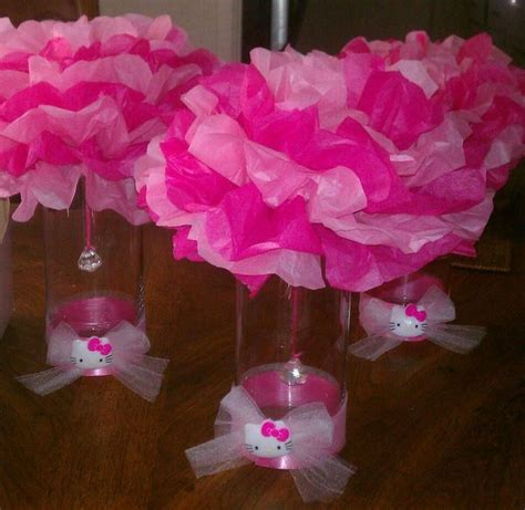 1000 Images About Hello Kitty On Pinterest Hello Kitty Hello Centerpiece Birthday
