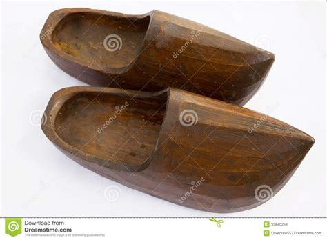 Handmade Clogs - clogs handmade royalty free stock photos image 33840258