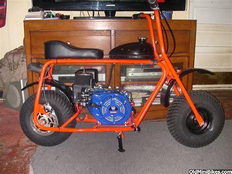 doodle bug mini bike build fomogo s db30 class