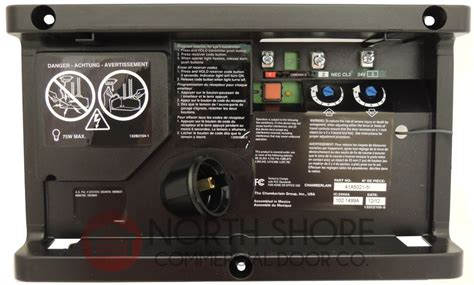 craftsman 41a5021 5g garage door opener circuit board