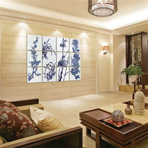 Theme Wall tile   Modern   Hallway & Landing   Other   by