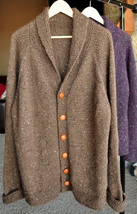 Knit Cardigan Pattern Knitting