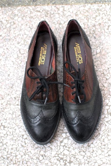 jazz oxford shoes vintage oxford wingtip jazz shoes 7 5