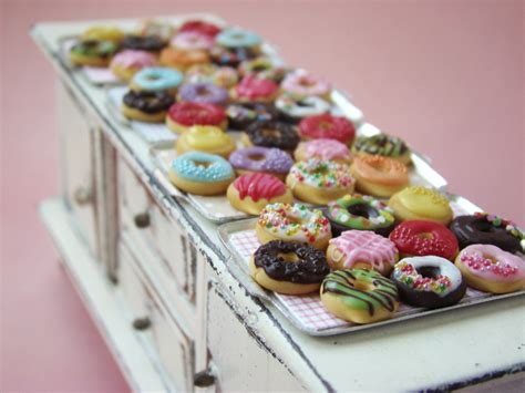 miniature food dumdidum donuts yay donuts make me happ flickr