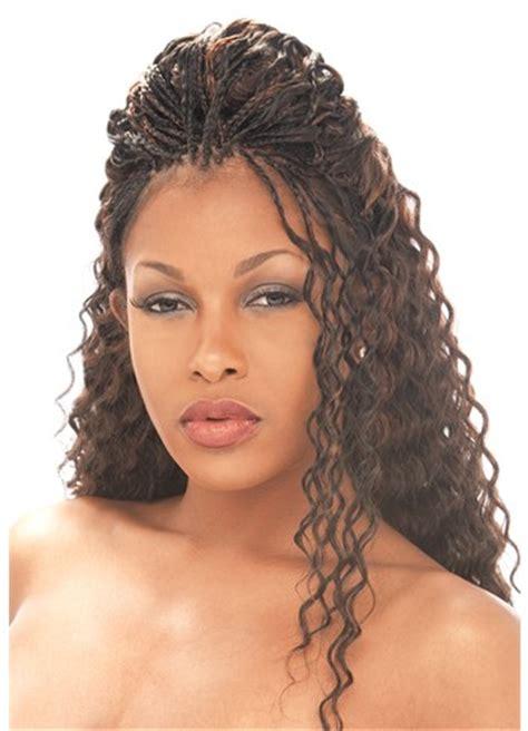 box human hair braids model model glance braid super wave crochet braids african