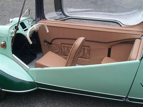upholstery kits for cars microcar news online 187 187 interior kits for messerschmitt