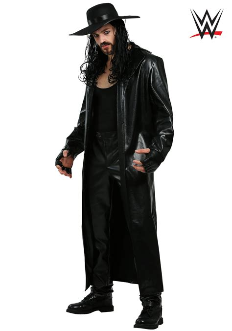 halloween costumes wwe undertaker costume for men
