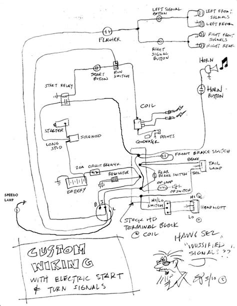 30 Shovelhead Wiring Diagram - Wire Diagram Source Information