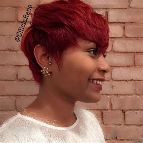 trendsetting hair styles for women 2015 how to style a pixie cut african american