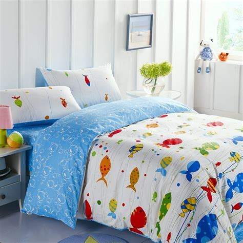 fish comforter finding nemo fish bedding kids bedding sets boys and girls