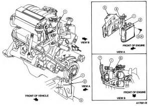 1995 ford bronco fuel system