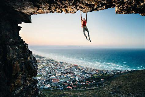 free photos matt bush explains the daring world of free climbing