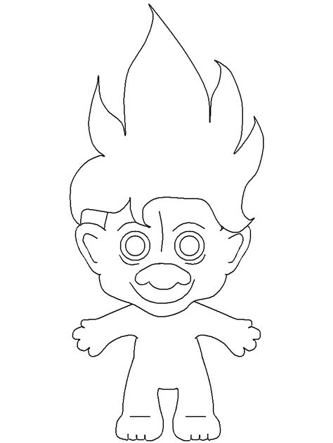 trolls coloring pages  sun flower pages